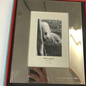 Kate Spade 5x7 frame